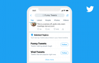 Twitter will show you personalized funny tweets
