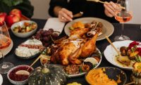 Withings Study Shows it's Turkeys that get Stuffed on Thanksgiving not Humans