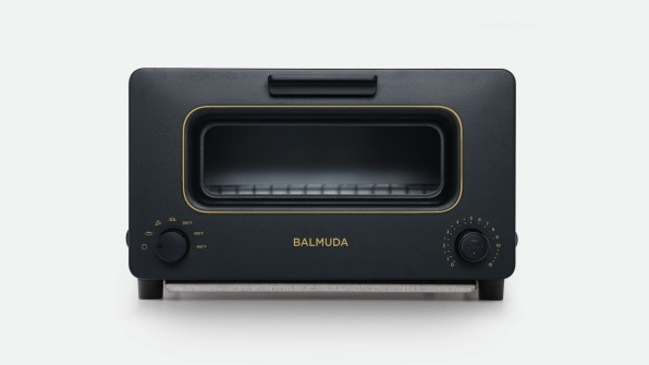 Does steaming your toast really make it more delicious? I tried Balmuda's high-tech toaster oven to find out | DeviceDaily.com
