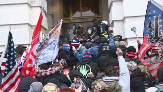 A 'black eye on security': Why didn't the Capitol Police stop the rioters?