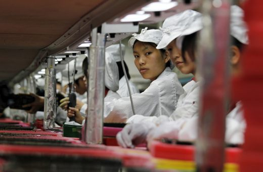 Apple reportedly took years to drop a supplier that used underage labor