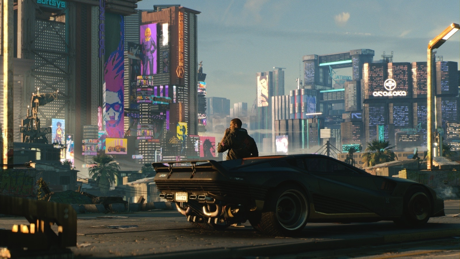 Bloomberg: 'Cyberpunk 2077' full development didn't start until 2016 | DeviceDaily.com