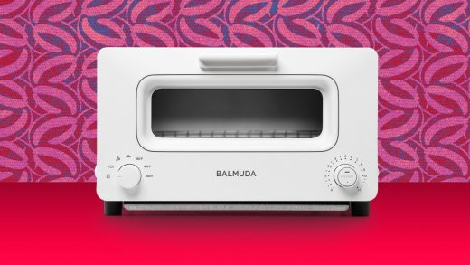 Does steaming your toast really make it more delicious? I tried Balmuda's high-tech toaster oven to find out
