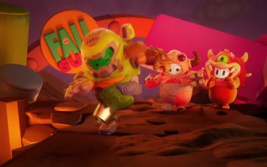 'Fall Guys' will add 'Doom' costumes on January 12th