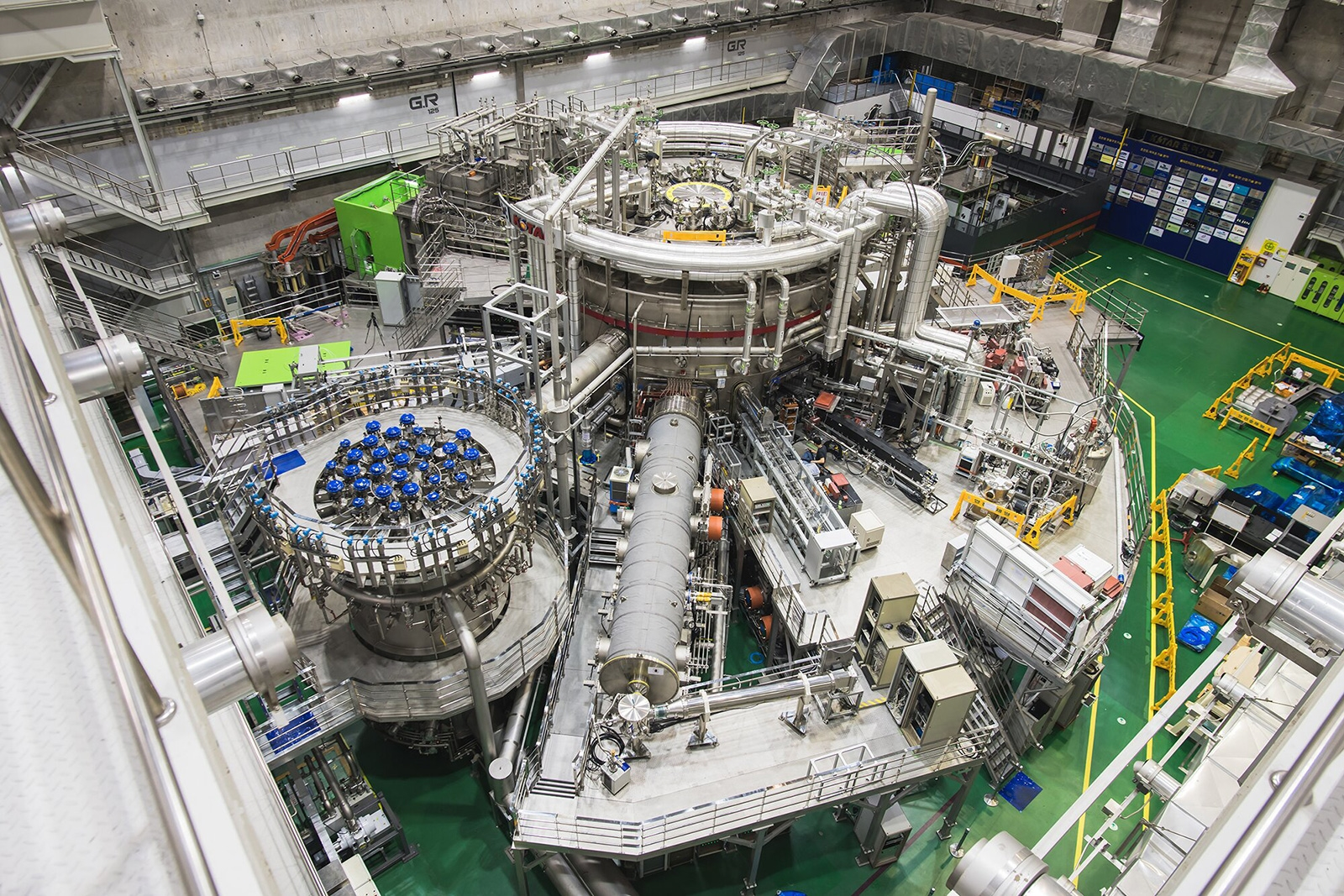 Fusion energy device sets a record by running for 20 seconds | DeviceDaily.com