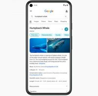 Google Mobile Search Gets Redesign