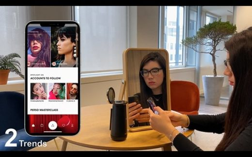 L'Oreal's Technology Incubator Releases Two Innovations At CES 2021