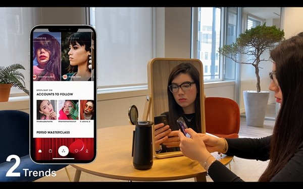 L'Oreal's Technology Incubator Releases Two Innovations At CES 2021 | DeviceDaily.com