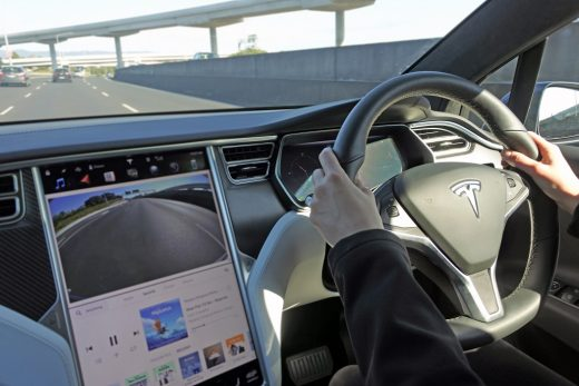 NHTSA wants Tesla to recall 158,000 Tegra 3-equipped vehicles