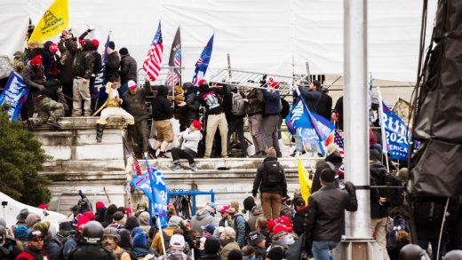 The media is wrestling with what to call Trumpists who invaded the Capitol