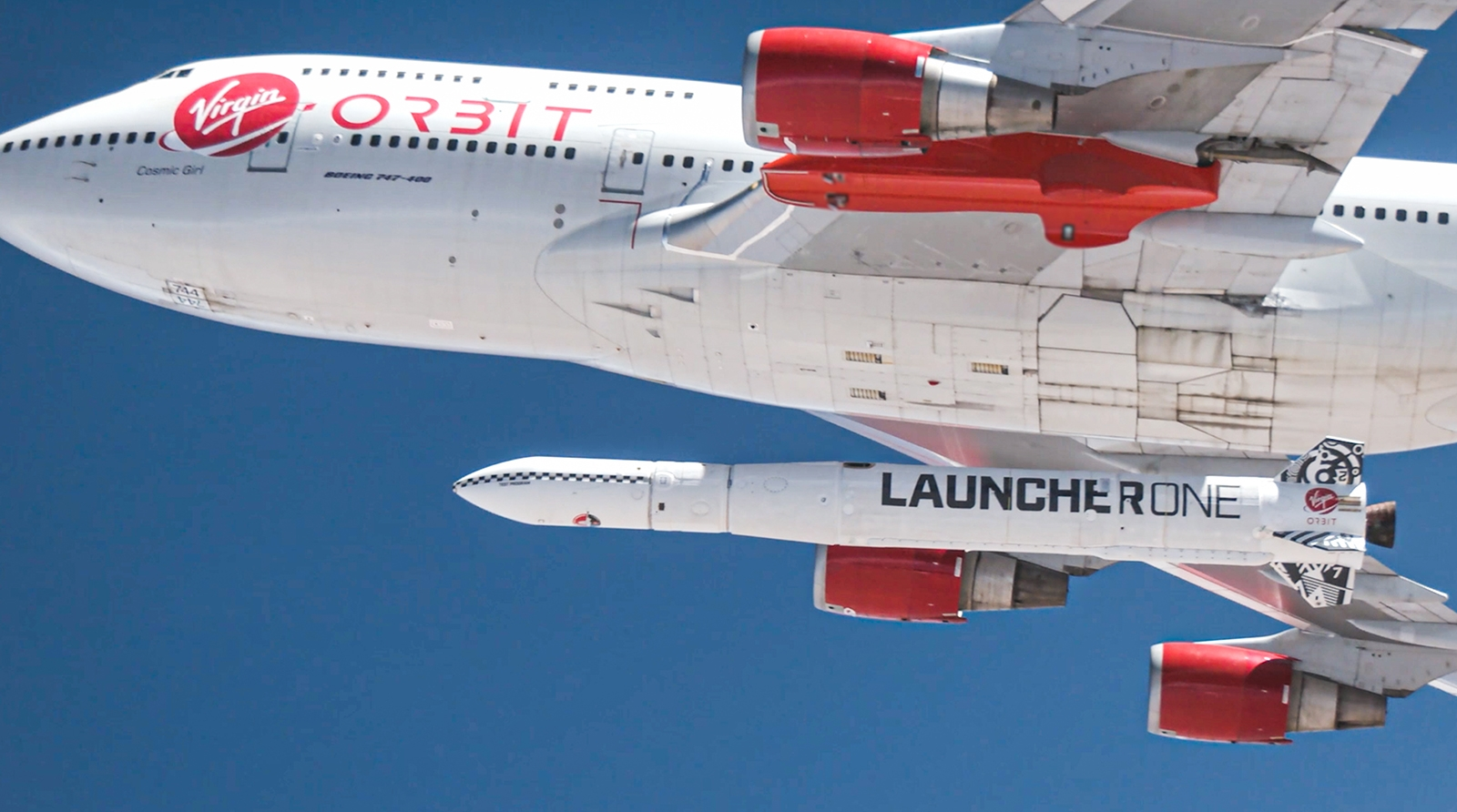 Virgin Orbit carries satellites to space for the first time (update: deployed) | DeviceDaily.com
