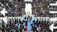 What looking back at Trump's inauguration tells us about Biden's presidency