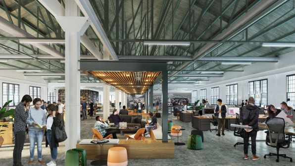 Why two of the world's most innovative design firms are moving to an old shipyard | DeviceDaily.com
