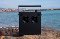 Teenage Engineering's OB-4 'magic radio' is playfully decadent
