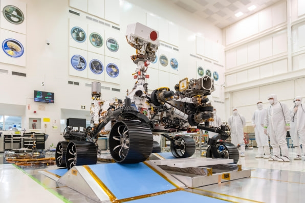 The Perseverance rover is now on Mars. What does it hope to find there? | DeviceDaily.com