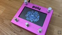 Poly Effects Beebo review: A versatile and complex touchscreen guitar pedal