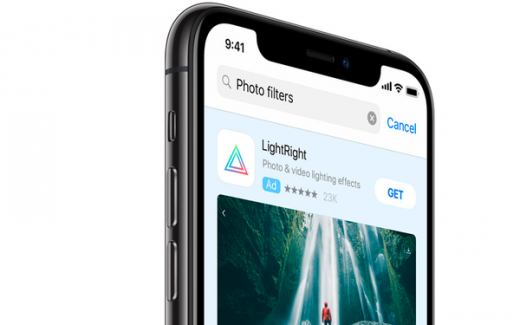 Apple Tests New Search Ad, Moves To Become Safe Advertising Supplier