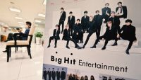 BTS label Big Hit Entertainment and UMG are teaming up to find the next boy-band sensation