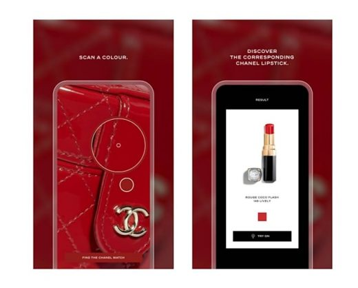Chanel's AI Lipscanner app will find lipstick in any shade