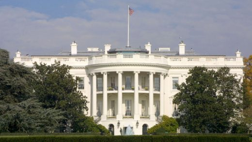 Cost Of The White House – And Other Googled President's Day Trivia