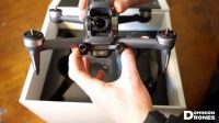 DJI's future first-person drone surfaces in an unboxing video