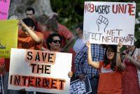 DOJ drops lawsuit challenging California's net neutrality law