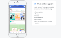 Facebook To Give Brands Control Of Ad Buys Next To Its Most Organic Content: The Topics Of Its Newsfeed