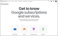 Google Services Just The Beginning Of Subscription-Based Offers In 2021