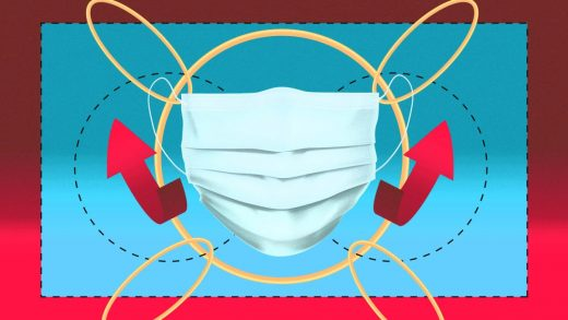 If you don't want to double mask, here's how to make surgical masks more effective
