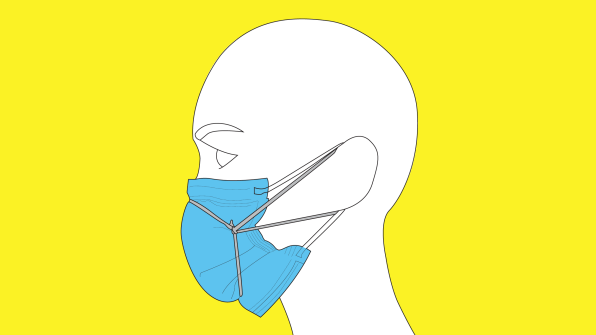 If you don't want to double mask, here's how to make surgical masks more effective | DeviceDaily.com