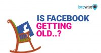 Is Facebook Getting Old?
