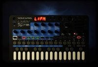 Liven XFM is a $199 groovebox for '80s fetishists