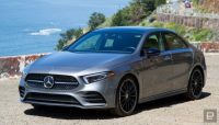Mercedes recalls nearly 1.3 million cars over emergency call tech