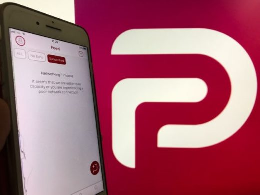 Parler CEO announces he's been 'terminated' by the company's board