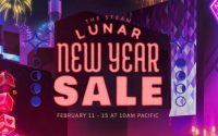 Steam's Lunar New Year sale is live with discounts on 'Cyberpunk 2077' and more