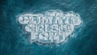 This chilling font visualizes Arctic ice melt
