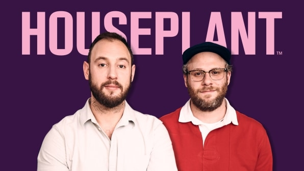 Seth Rogen and Evan Goldberg's weed brand, Houseplant, is ready to light up America | DeviceDaily.com