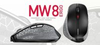 Care for Your Wrist with the CHERRY MW 8 ERGO Mouse
