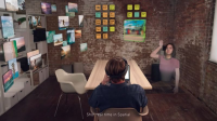 How Smartglasses Can Simulate an Office-Like Experience During WFH