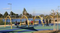 L.A. loses 100 billion gallons of water a year. This park is helping recapture it