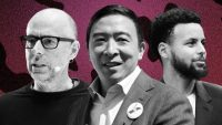 Andrew Yang, Steph Curry, Scott Galloway, and dozens of prominent men want a stimulus plan for moms