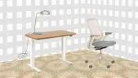Knoll is holding an office furniture sale with great deals on chairs, desks, and more