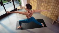Lululemon gives the yoga mat a clever makeover