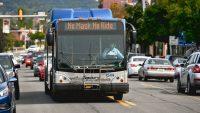 Public transit workers are struggling to enforce mask mandates