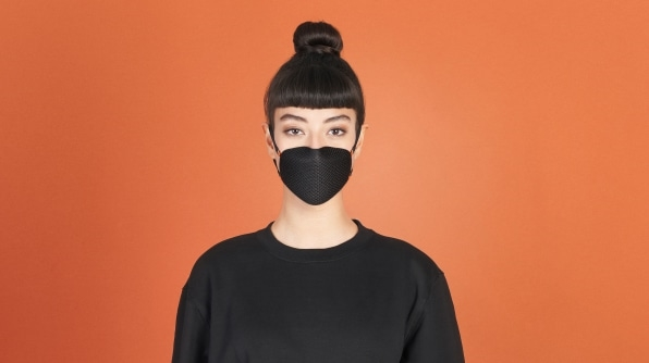 When this mask wears out, you can send it back to be recycled—and compost the filter | DeviceDaily.com