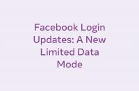 Facebook Announces Developer Support For New Logins
