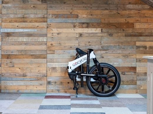 Gocycle's G4 e-bikes come with more powerful motors and wider tires
