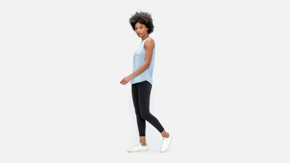 These new leggings use NASA technology to keep you cool while you work out | DeviceDaily.com