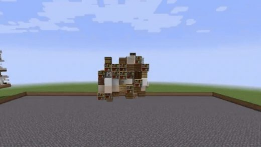 AI researchers are creating 'Minecraft' structures that build themselves