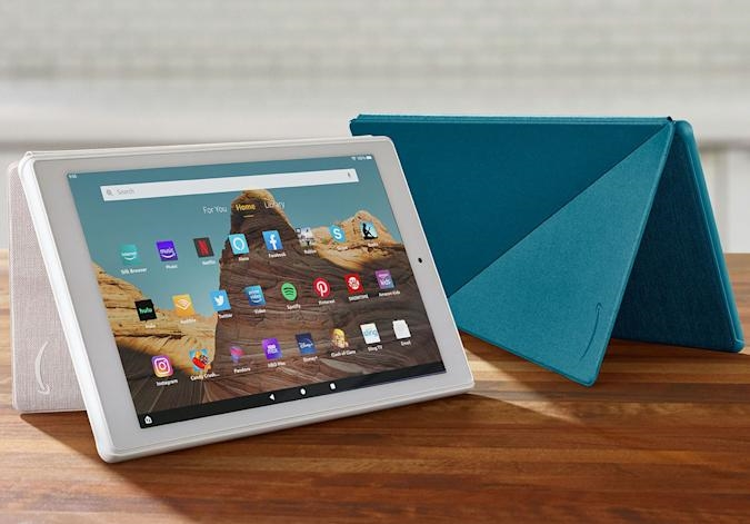Amazon's 64GB Fire HD 10 tablet is almost half price at $108 | DeviceDaily.com
